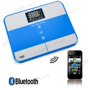 Bluetooth scale-KY-6038BT blue